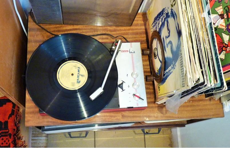 Gramofon - i nabrałam chęci na stare brzmienia
